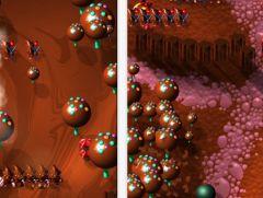 free iPhone app SQUISHBALL: CHOCOLATE WARS