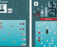 free iPhone app Battleship Online
