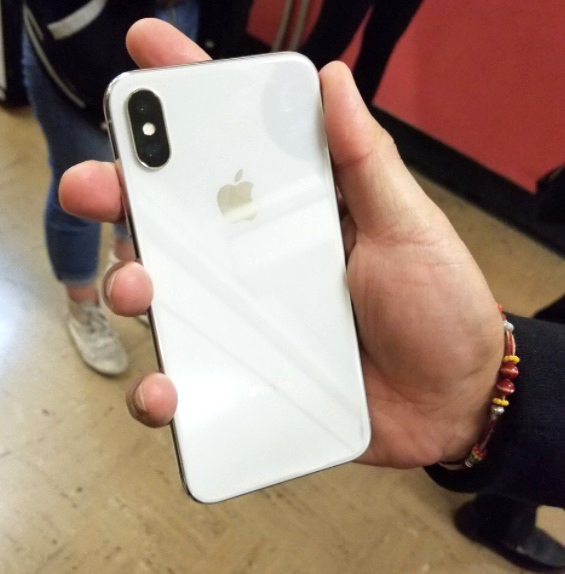 coque avant et arriere iphone x