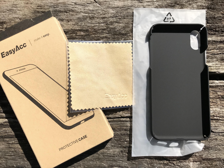 coque iphone x sans bord