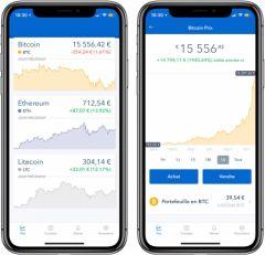 Comment Acheter Des Bitcoins Sur IPhone Et Surveiller Les Cours Crypto Monnaies