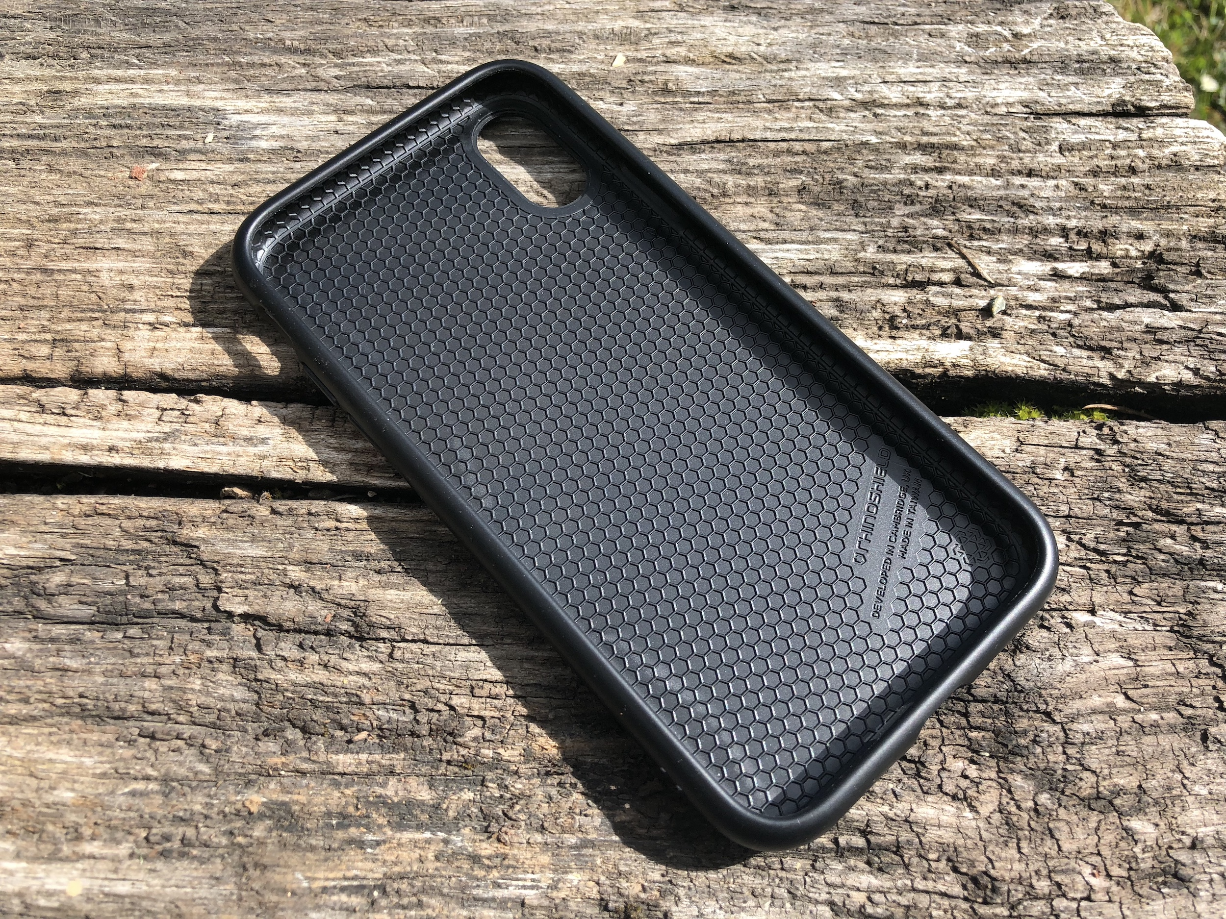 coque rhinoshield solidsuit pour iphone xr
