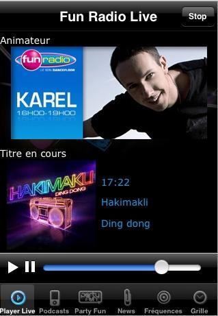 Ecoutez Fun Radio Sur Votre IPhone