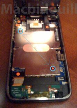 Apple son s a v et les capteurs d 39 humidit iphone x 8 for Interieur iphone