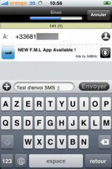 Free SMS 01
