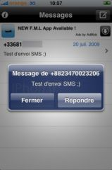 Free SMS 02