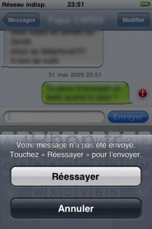 Firmware 3 chec d 39 envoi du message - Envoyer 100 sms d un coup ...