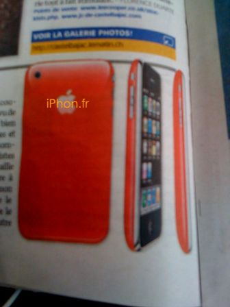 iphone red edition