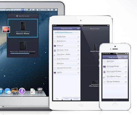 2 méthodes simples et rapides pour échanger des photos entre l'iPhone et le Mac