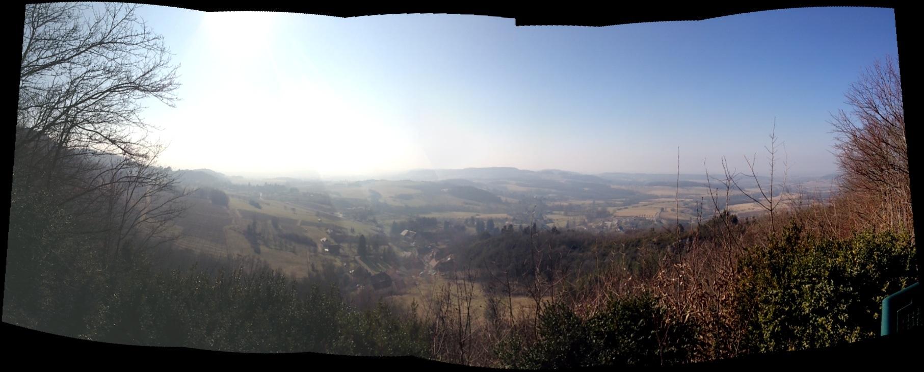Dossier apps iphone tests de 9 applis de photo panoramiques clich s avantages inconv nients for Cadre photo panoramique