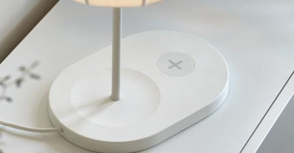 chargeur sans fil iphone ikea