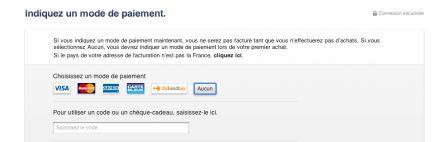 Pratique Iphone Creer Un Compte Itunes Sans Carte Bancaire Cb
