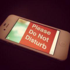 ne plus etre deranger au telephone