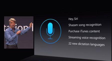 Focus iOS 8 : ce qui va changer (en mieux) pour Siri