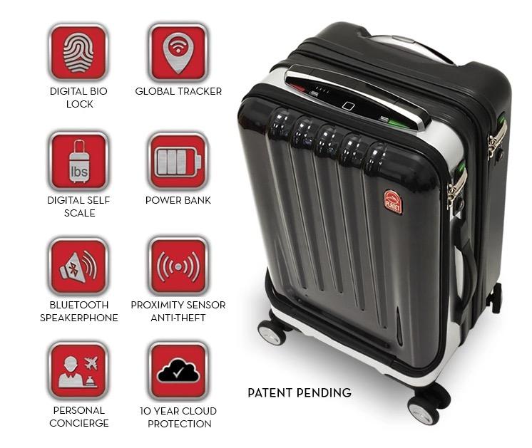 pour les vacances la valise 100 geek et connect e. Black Bedroom Furniture Sets. Home Design Ideas