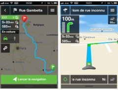 mappy met son gps gratuit sur iphone jour juste temps pour les vacances. Black Bedroom Furniture Sets. Home Design Ideas