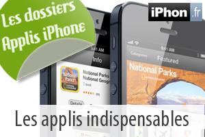 Dossier : 25 apps indispensables à avoir absolument sur son iPhone