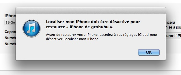Comment Passer L Iphone  Se En Mode Restauration