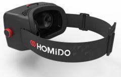 homido transforme l 39 iphone en casque de r alit augment e. Black Bedroom Furniture Sets. Home Design Ideas