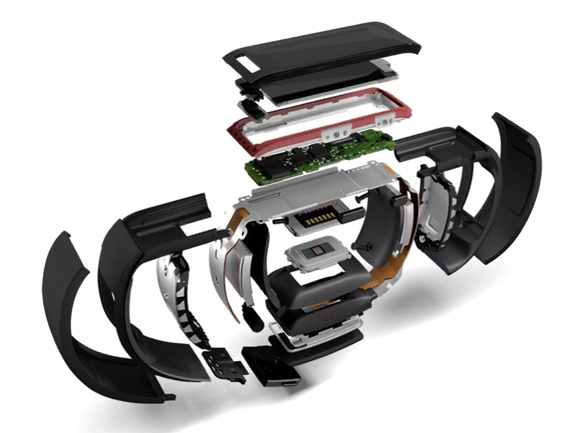 Microsoft lance un bracelet fitness compatible iOS