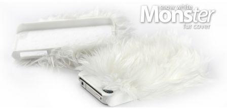 coque poilue iphone 5