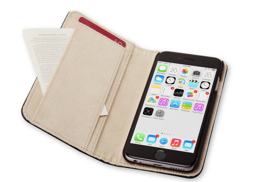 coque moleskine iphone 7