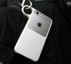 coque iphone 8 avec attache pour doigt