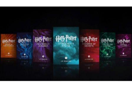 La Saga Harry Potter Disponible Sur Iphone Ipad En Version
