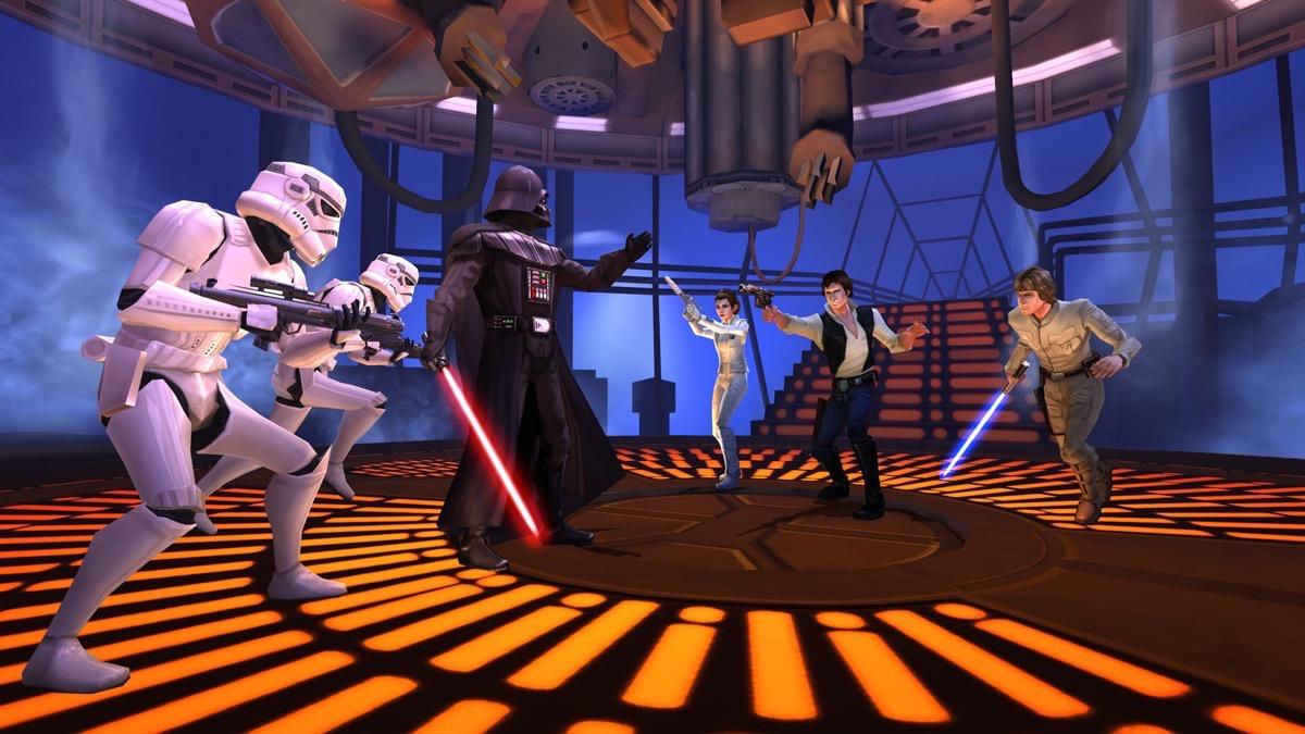 star wars dossier jeux 6jpg lego star wars est disponible gratuitement