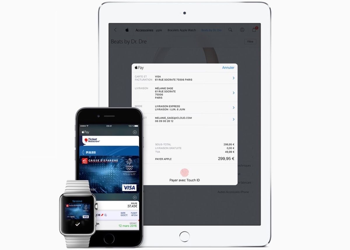 Apple Pay Fonctionnement 5