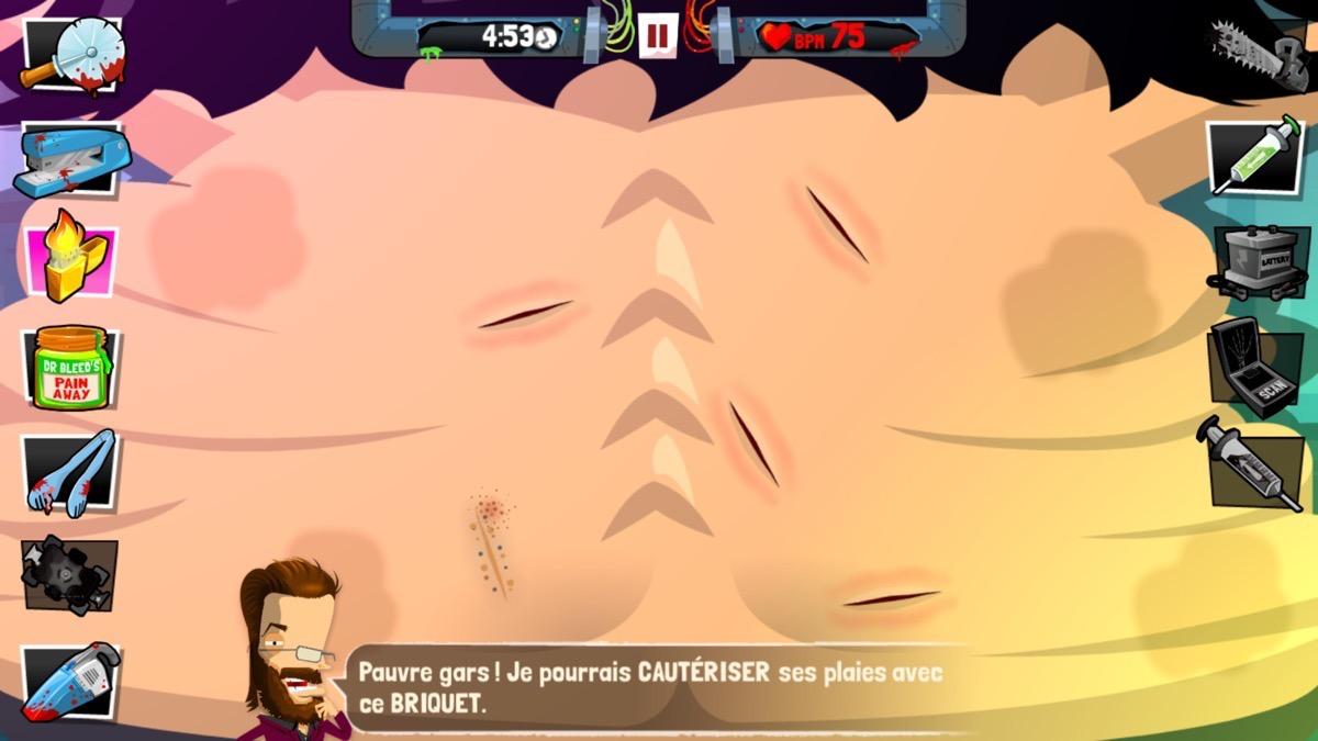 Jeux de chirurgie - jouer gratuitement sur Game -Game