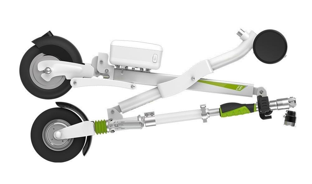 archos sort un scooter lectrique connect au smartphone iphone et android. Black Bedroom Furniture Sets. Home Design Ideas