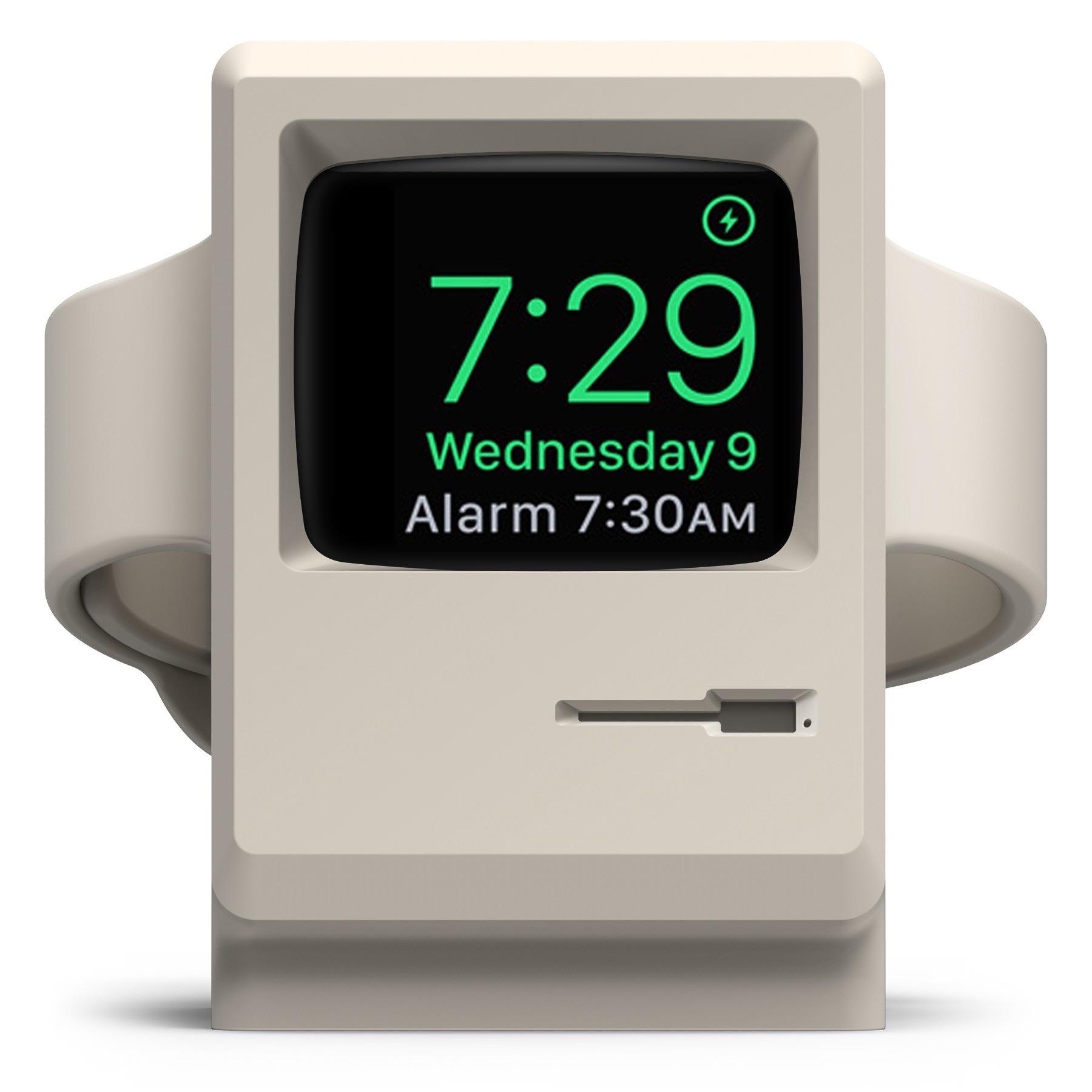 Le plus adorable des supports de recharge Apple Watch se la