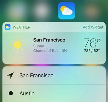10 Nouveautes Ios 10 A Tester Des L Installation Sur Iphone Et Ipad