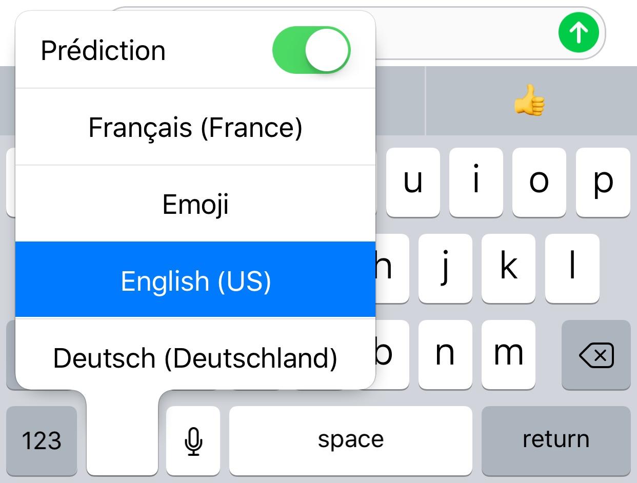 Pratique Ios Comment Activer Utiliser Le Clavier Emoji Sur L Iphone Et L Ipad Specificites Ios 10 Maj