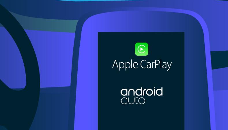 Renault va connecter ses autos au smartphone : CarPlay iPhone