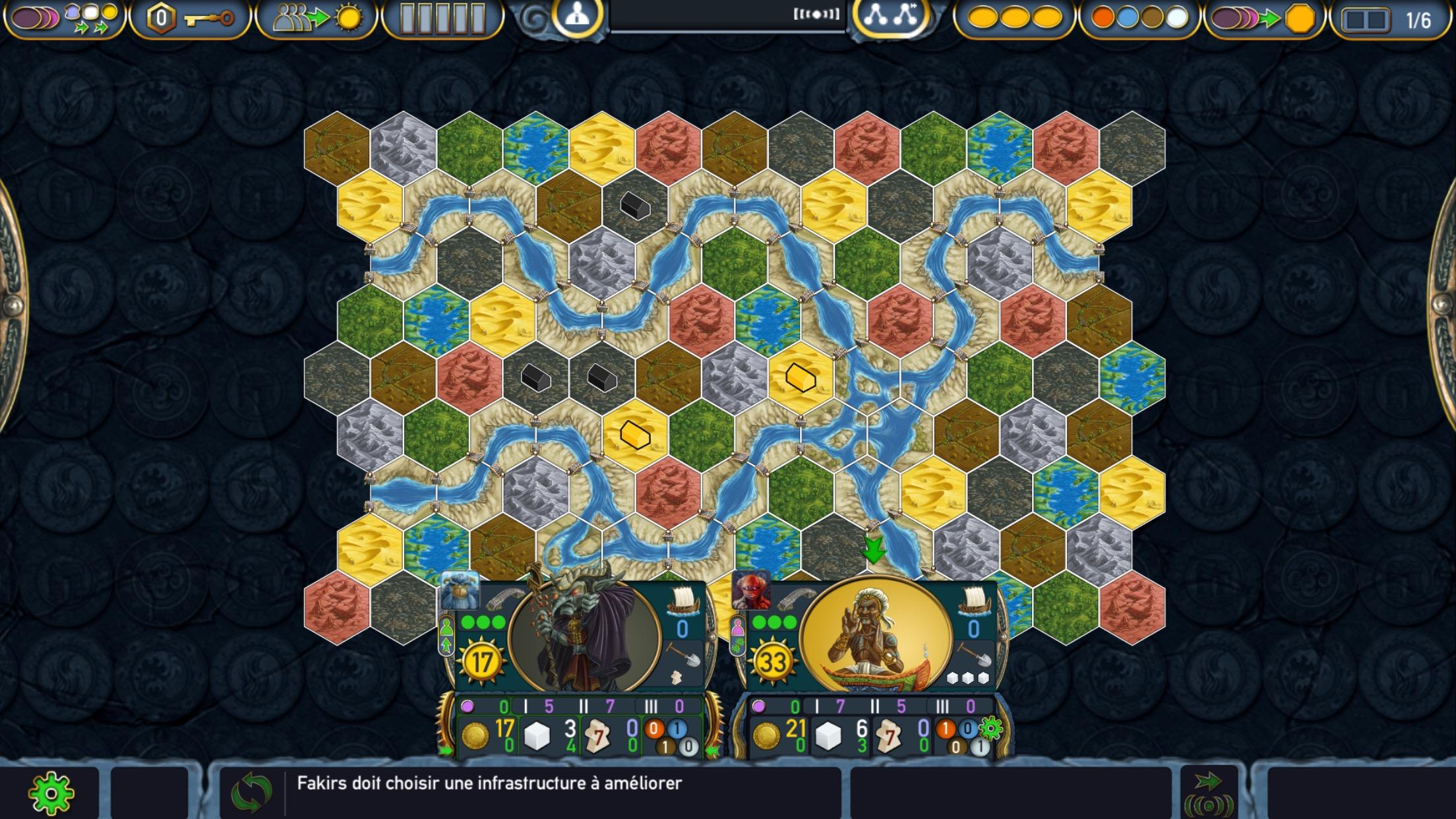 Terra Mystica Strategie
