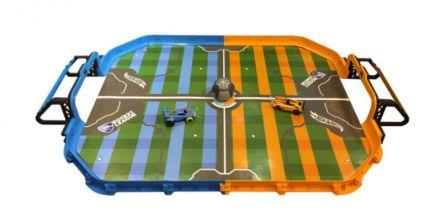 des mini bolides pilot s par smartphone pour un jeu de rocket league r el chez hot wheels. Black Bedroom Furniture Sets. Home Design Ideas