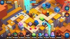 test-avis-defend-the-bits-tower-defense-cubes-ios-1.jpg