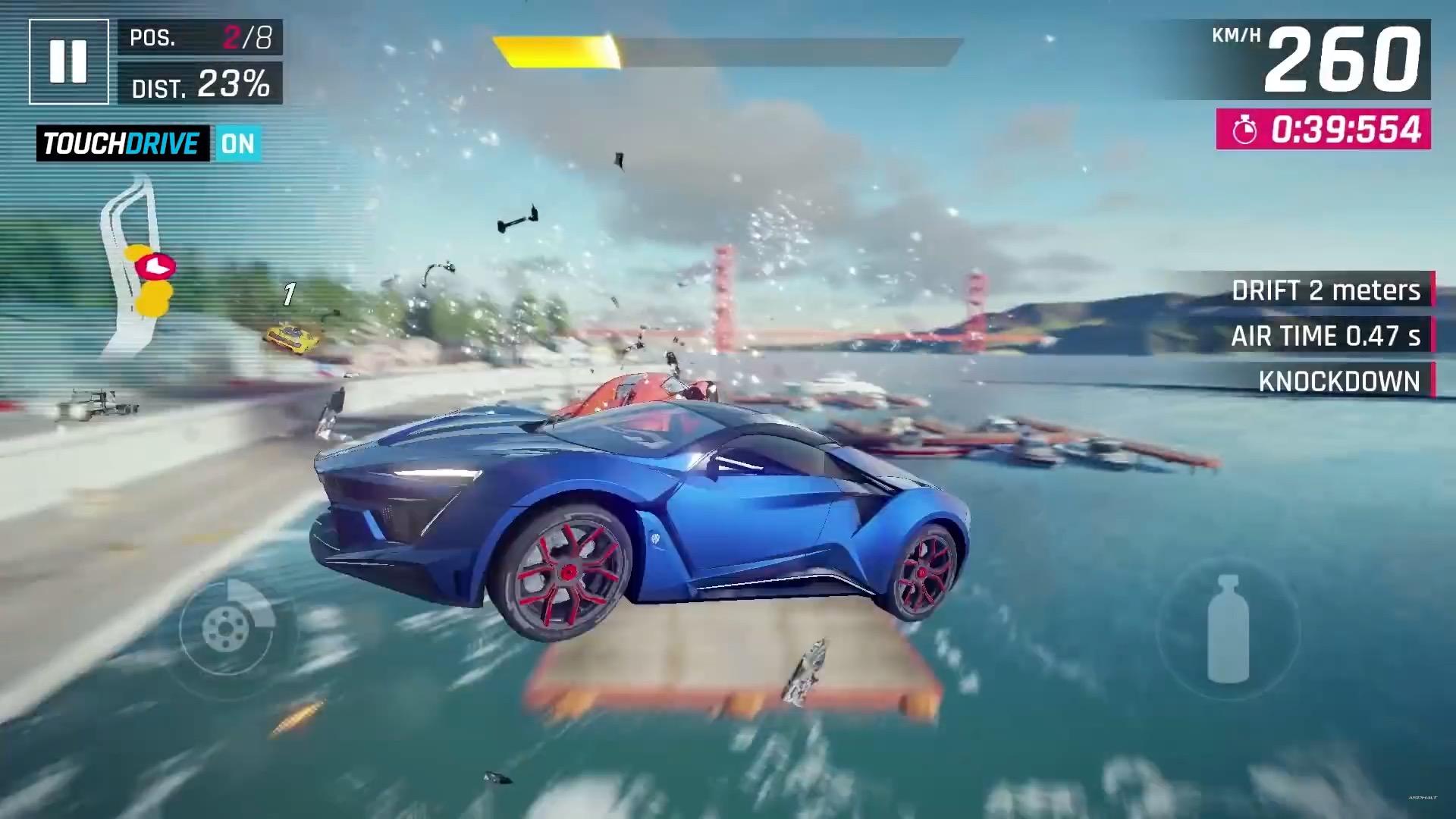 Gameloft prépare une nouvelle version de son jeu de course