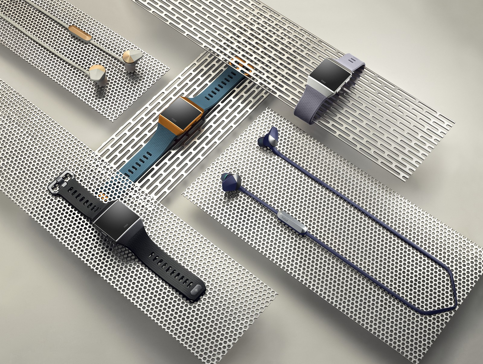 fitbit connect montre
