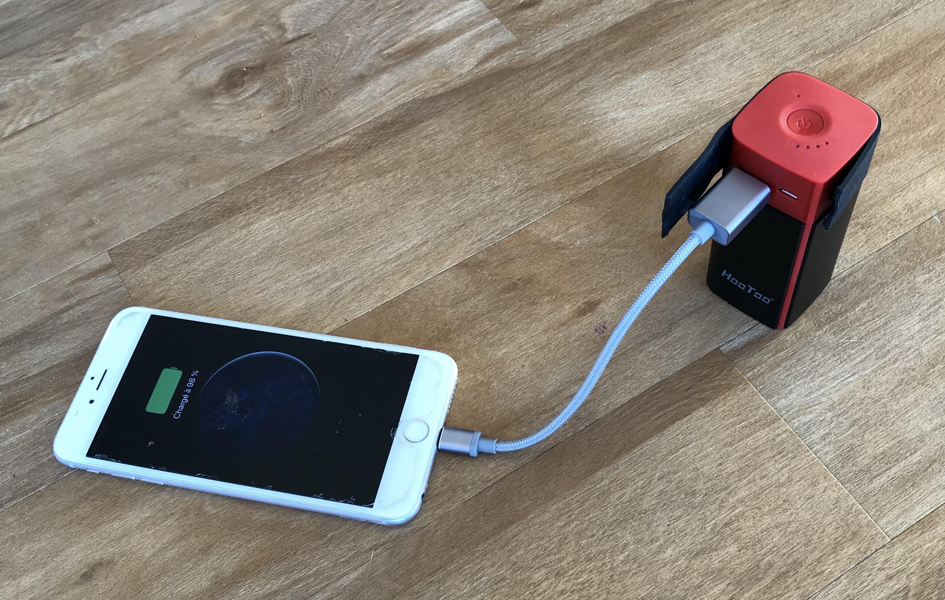 Test du hootoo tripmate titan batterie relais wifi for Antenne relais wifi maison