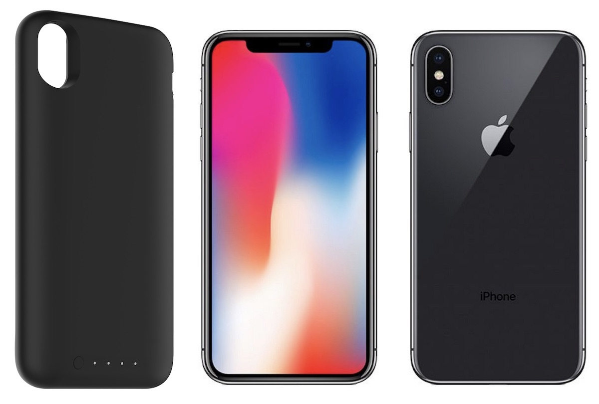coque pile iphone x induction