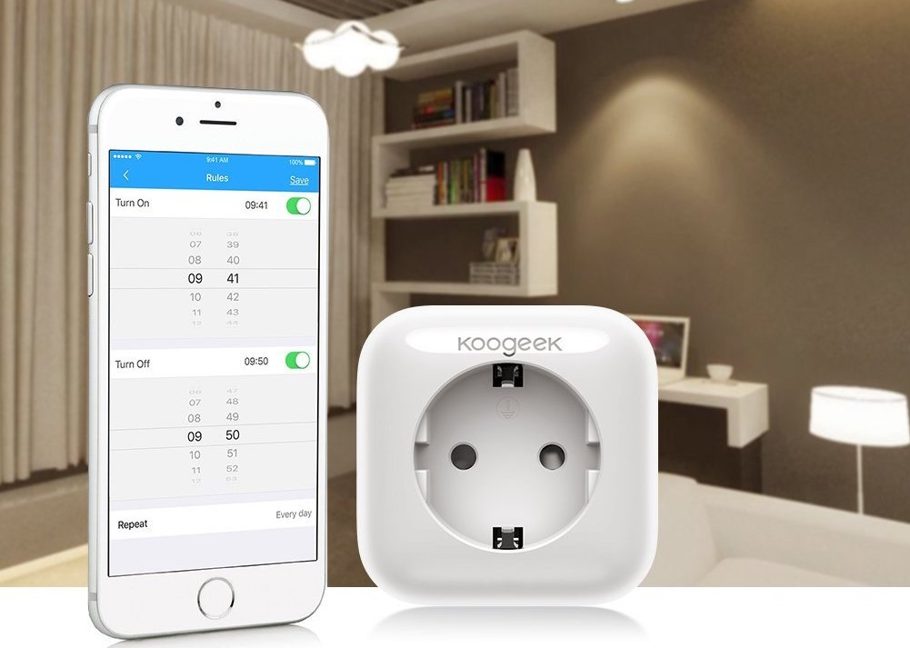 nouvelle prise compatible homekit la solution sign e koogeek mesure consommation. Black Bedroom Furniture Sets. Home Design Ideas
