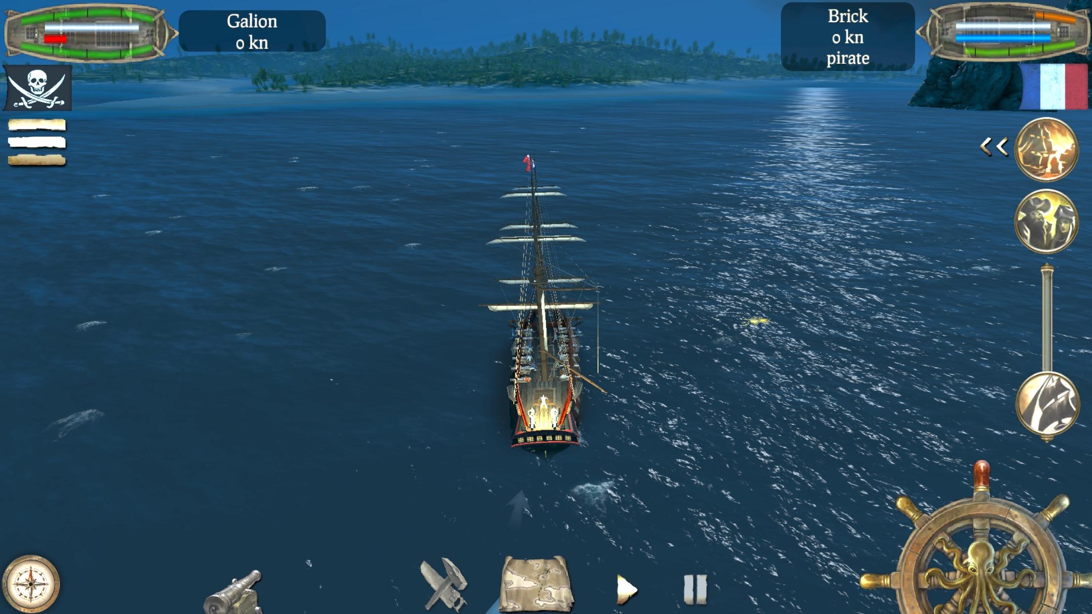 Navigation Et Combats De Pirates En Monde Ouvert Pour Le Nouveau Plague Of The Dead Sur Iphone Et Ipad