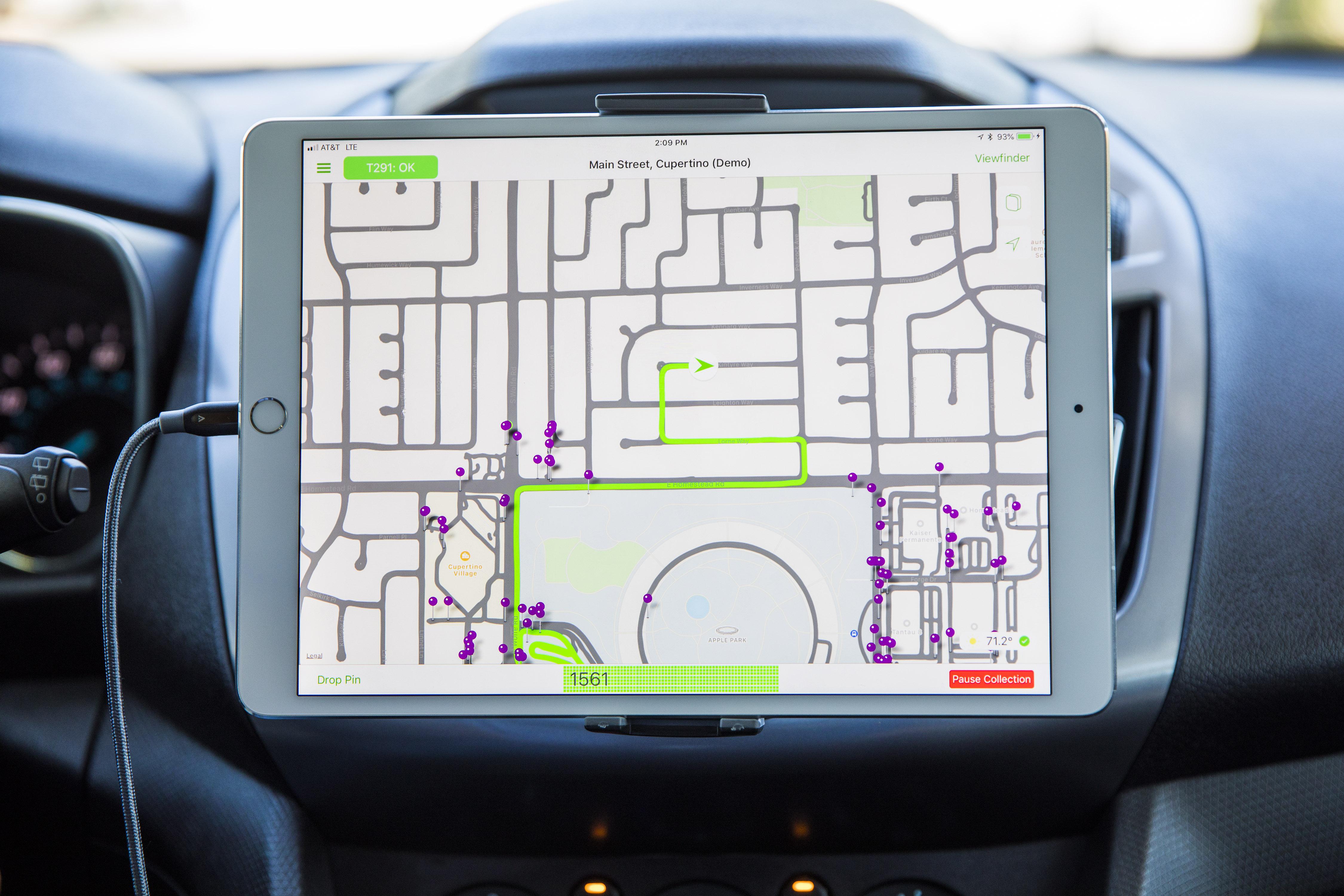 apple cartographie nos villes une rare ouverture des portes de ses camionnettes nous en dit. Black Bedroom Furniture Sets. Home Design Ideas