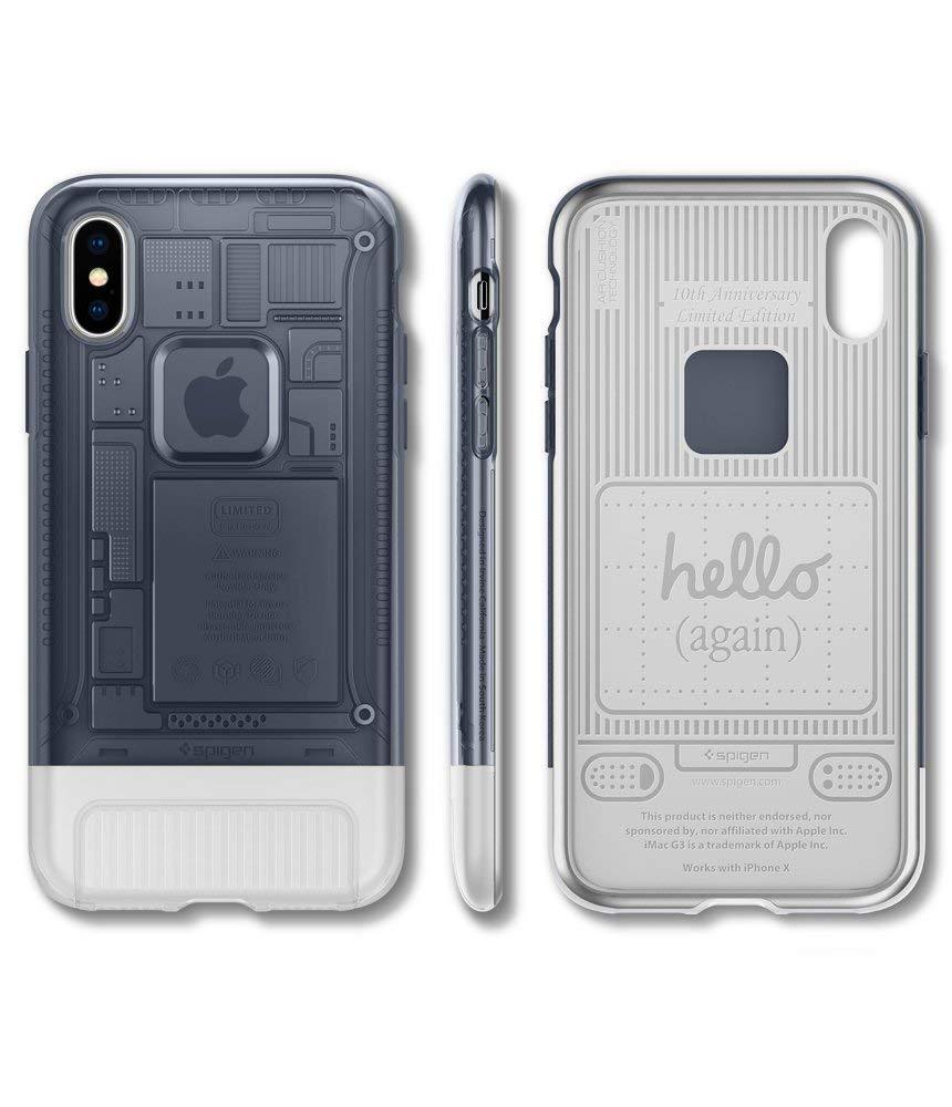 spigen iphone x coque