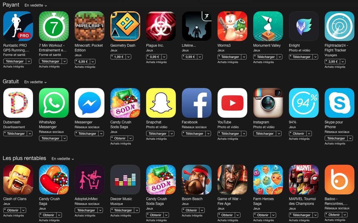 meilleur appli rencontre iphone gratuite