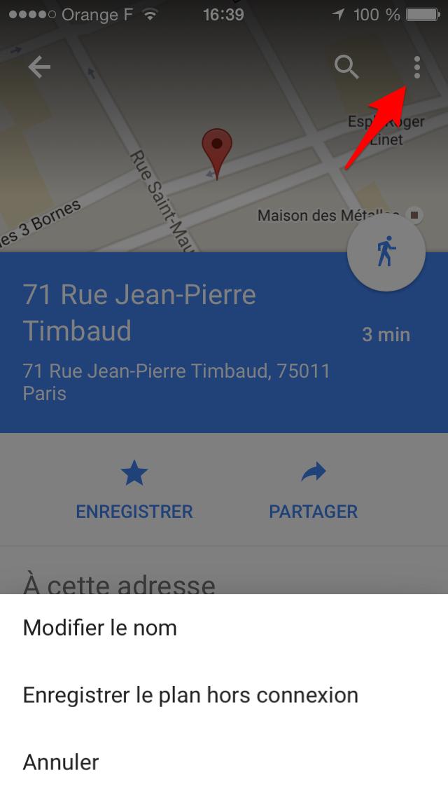 google maps modifier pinjpg - Comment Voir Sa Maison Sur Google