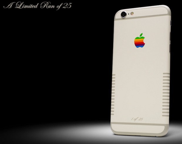 coque iphone 6 vintage retro